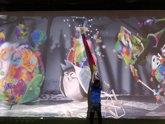 Children's Entertainment Center Super-Puper