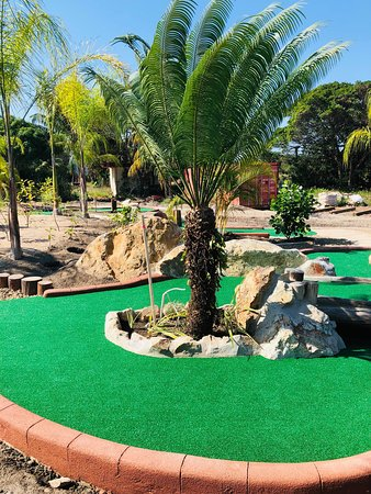 Mini Golf at Sirenian Bay