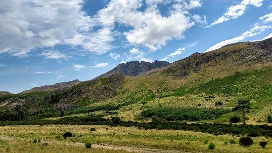 Punto Panoramico Del Mirador Del Cerro Ventana