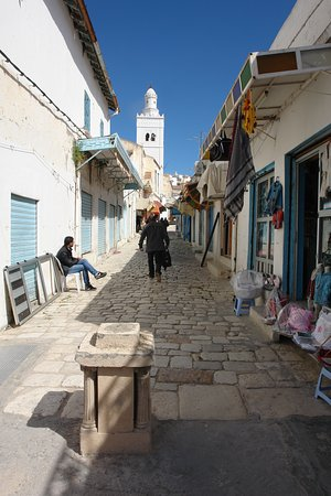 Cartoline da El Kef, Tunisia