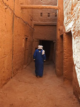 Visit of The old construction : Ksar
