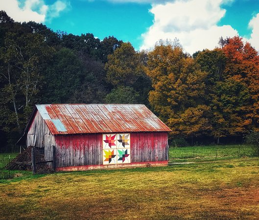 Alabama Barn Quilt Trail