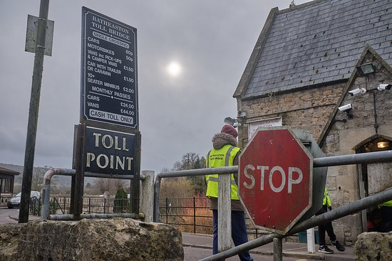 Batheaston, UK: Current tolls