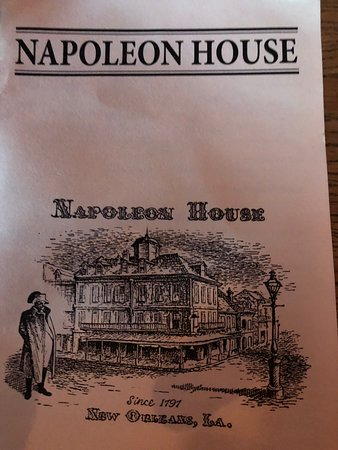 Napoleon House Bar & Cafe – fotografia