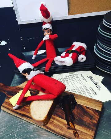 Elf on the shelf 2018