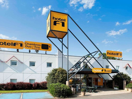 hotelF1 Valence Nord BourglesValence France