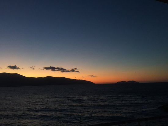 Sunset feb 2019