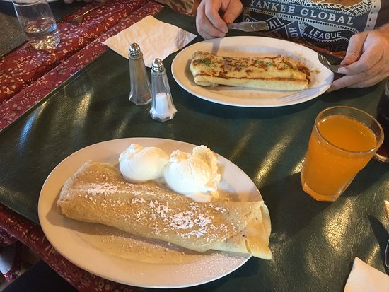 Mount Elephant Pancakes, St Marys - Restaurant Reviews, Phone Number