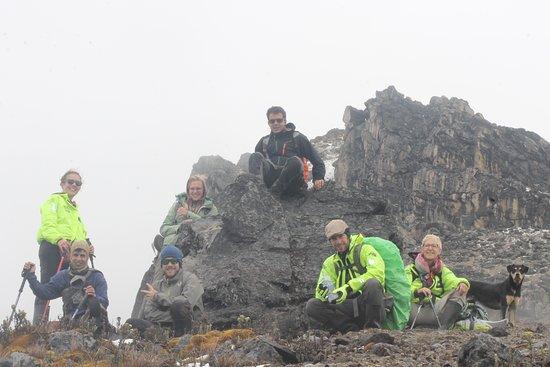 Con Cocora Trek puede tener una gran aventura visitando el Paramillo del Quindio en el Parque  Nacional Natural PNNN de los Nevados desde Salento Quindío Colombia.