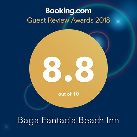 Baga Fantacia Beach Inn: Best Hotel Award