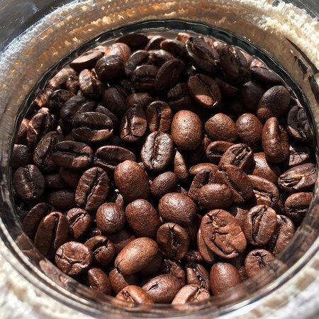 """Пончиковая """"Пончики Горячие"""" это еще и отличный кофе отличного качества!"""