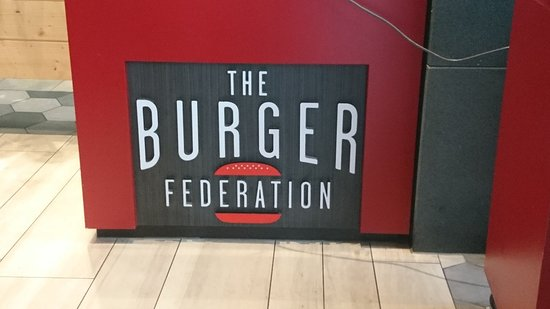 The Burger Federation Foto