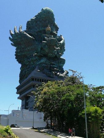 Fantastic monuments.