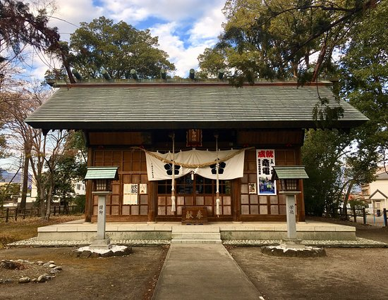 Yamagata Shrine