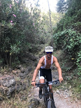 Mountain biking: for beginners and advanced bikers we have different trails we can take you on. Both groups will have a lot of fun and great views on the way.