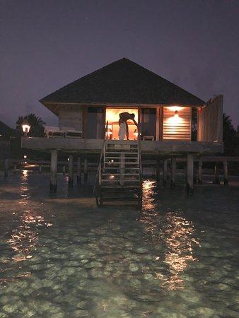 Gangehi Island Resort & Spa, UHC Resort: Gangehi Island Resort