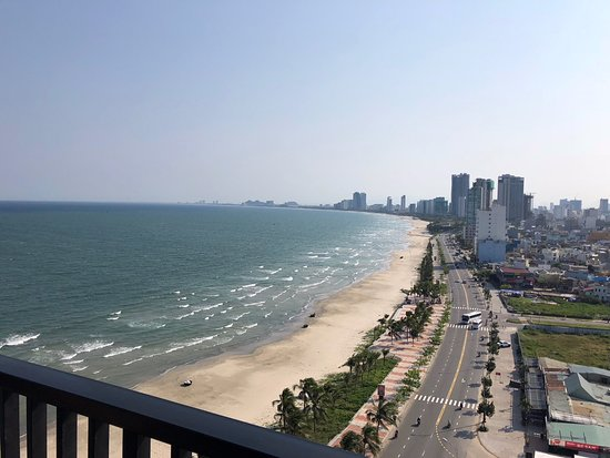 Seashore Hotel - Apartment: 屋上からのながめ2