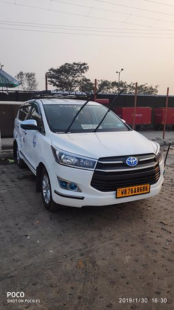 Darjeeling Cab Rental