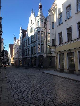 Tallinn, Estland: Old city Tallin ! Much better then Riga...
