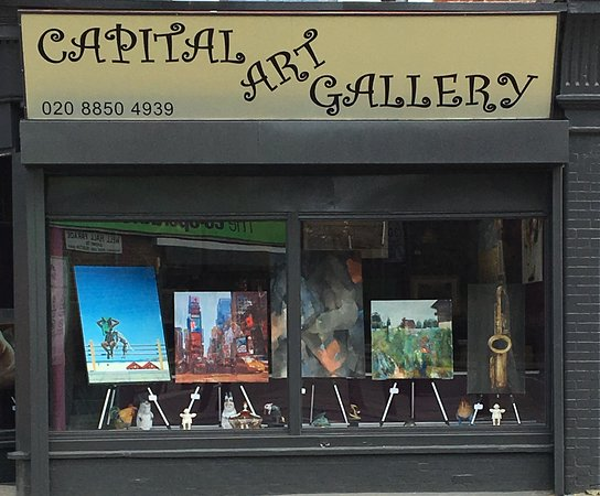 ‪Capital Art Gallery‬
