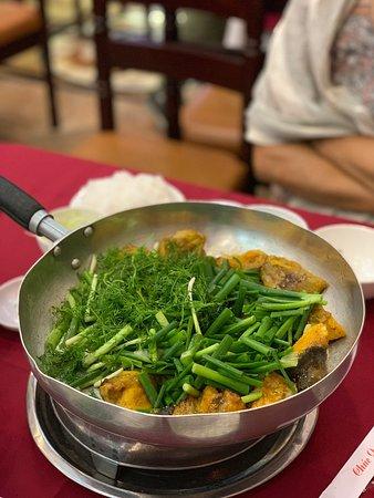 하노이 생선요리 차카