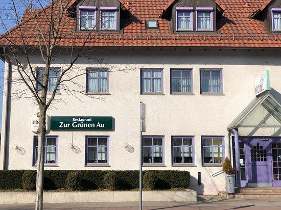Super Zur Grünen Au Erlangen Reisebewertungen Tripadvisor