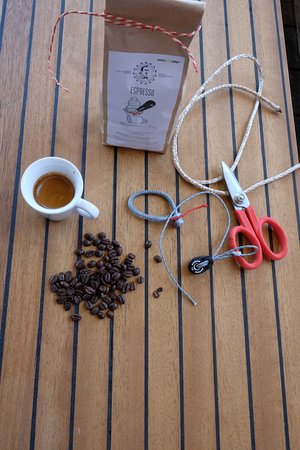 Markkleeberg, Germany: Espressobohnen   Espressoröstung   CoffeeWerkzeug   BaristaWorld
