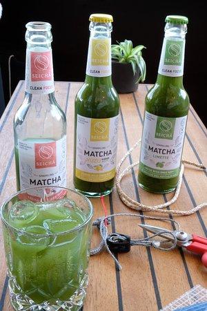 Markkleeberg, Germany: MatchaLimo   Fresh   Cold   YachtingLimo   Seicha