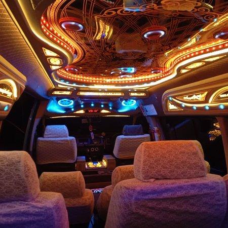 Van VIP Krabi