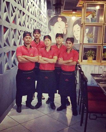 Ninhao Chinese Restaurant Army #Coimbatore