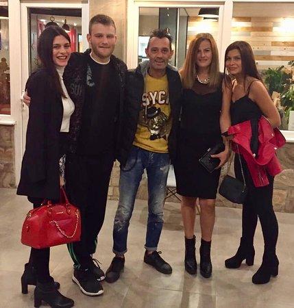 επισκεψη φιλων απο θεσσαλονικη!!!