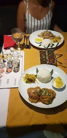Ce restaurant est l'un des meilleurs que nous avons fait a Siem Reap ! Un mélange entre cuisine française, créole et khmer, un vrai régal !