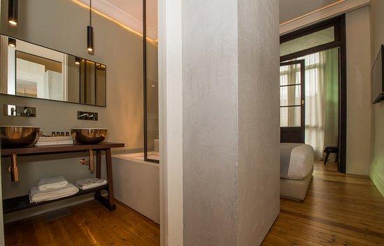 Cada habitación tiene detalles particulares.