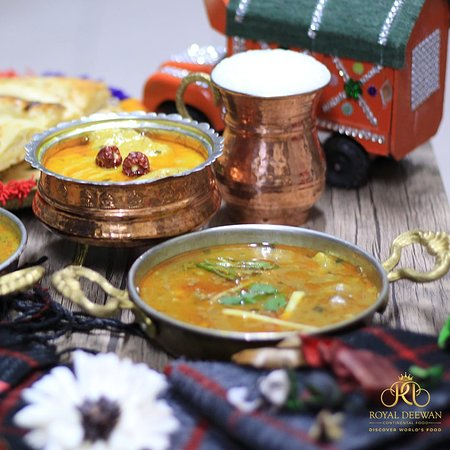 Discover world of Curries!