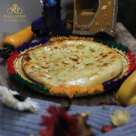 Special Tandoori Naan
