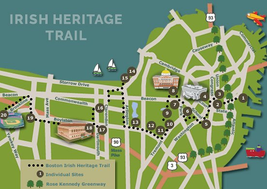 irish heritage trail boston 2019 all you need to know before you rh tripadvisor com