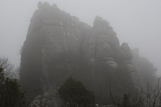 El Torcal de Antequera nature reserve