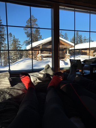 Highly recommendable authentic nordic hotel...