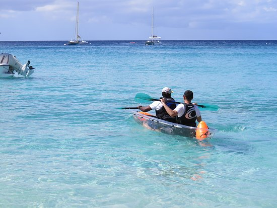 Clear Kayaks Barbados