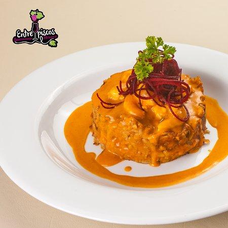 Restaurante Peruano Entre Piscos: Tacu Tacu