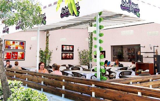 Restaurante Peruano Entre Piscos: Entre Piscos Restaurante