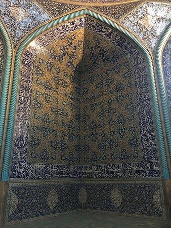 Lotfollah Moschee Esfahan