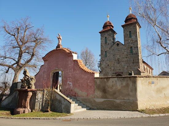 Catholic Church Nanebevzetí Panny Marie