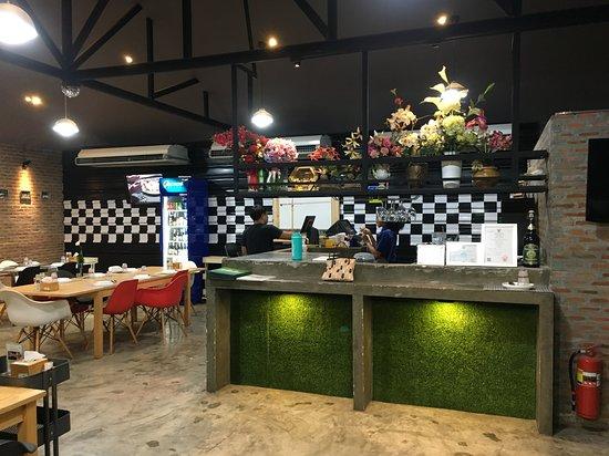 """The Concept """"Aromatic Thai Cuisine"""": The Concept interior"""