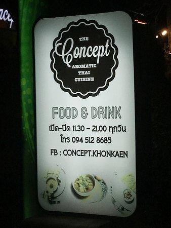 "The Concept ""Aromatic Thai Cuisine"": The Concept"