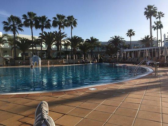 First visit to Fuerteventura