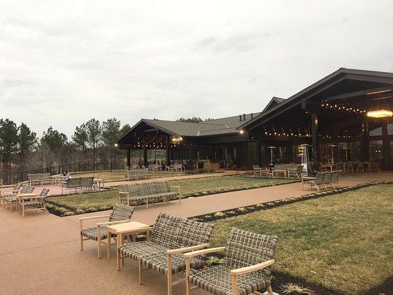 Tasting Room & Taphouse at Mount Ida Reserve