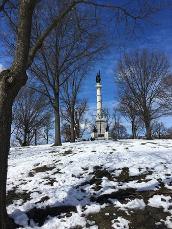 Boston Soldiers and Sailors Monument
