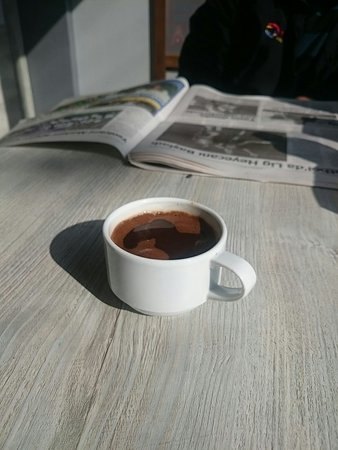 Cafe atıştırmalık lezzete Davet