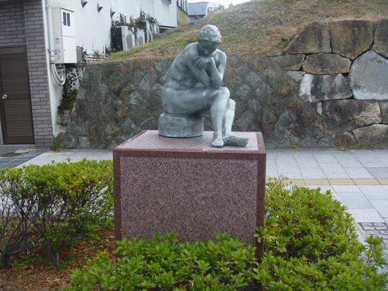 Rafuza Statue